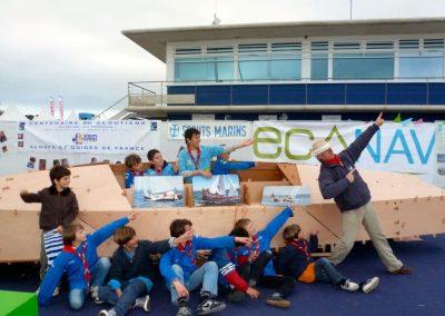 faire construire son bateau eco nautic challenge