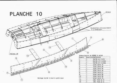 plan multimono bateau en kit